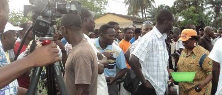 Article : <strong>Grand concert de protestation et de soutien à Lomé: Initiative SOS Journaliste en Danger</strong>