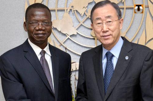 Article : Un général togolais à la tête de l'Onuci