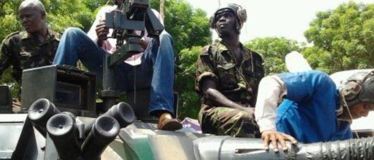 Article : <strong>Togo: l'Armée ouvre ses portes: est-ce la grande Porte?</strong>
