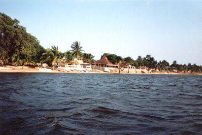 Plage au Togo