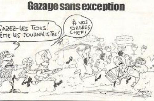 Article : <strong>Terroriser pour régner : un Complot ourdi contre les Journalistes au Togo</strong>