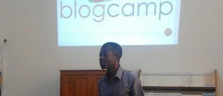 Article : BlogCamp Togo Première Edition: De jeunes togolais se mobilisent autour du web