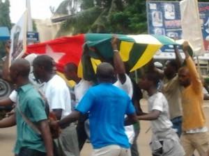 Togo, un avenir sombre
