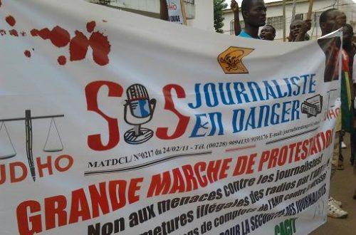 Article : TOGO : Encore ?…un journaliste de nouveau agressé