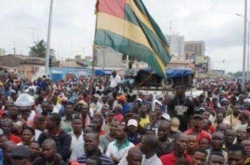 Article : G1000, Proposition pour une contribution à la lutte démocratique au Togo