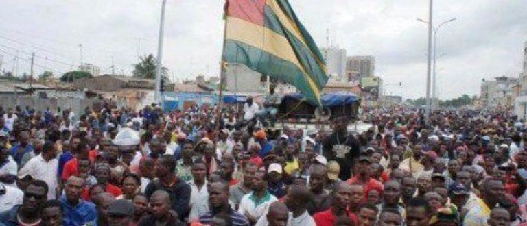 Article : Le régime de Faure face à la « rue » : le CST annonce de nouvelles manifestations Déclaration