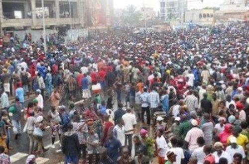 Article : «Occupy Lomé» 2è journée: CST Déclaration Liminaire conférence de presse