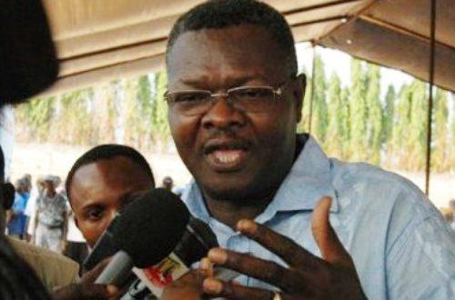 Article : Togo: République bananière, Arrestation d'un ancien Président de l'Assemblée nationale