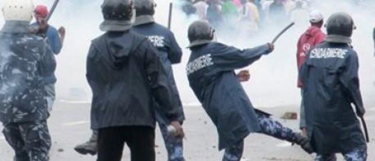 Article : TOGO « Occupy Lomé » : Première journée en Images