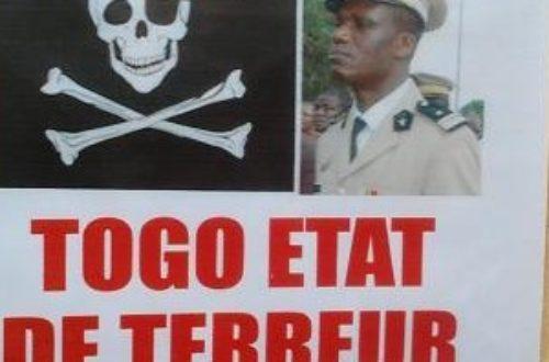 Article : Togo/Démission du Premier Ministre : le CST réagit, Déclaration