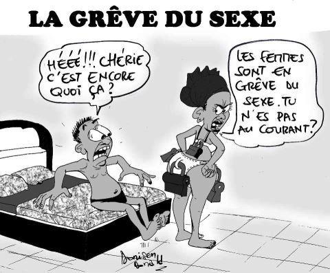 le sexe de position sex africain