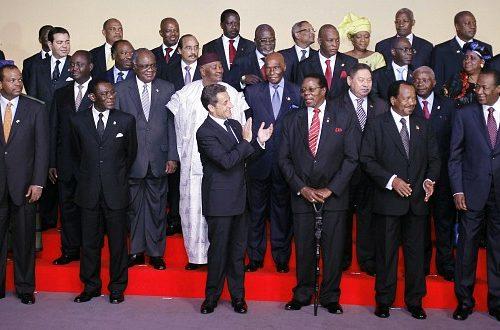 Article : Ces Africains, amateurs des discours impérialistes !
