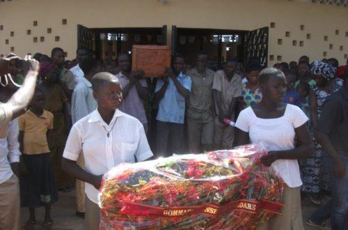 Article : Togo : Inhumation de Sinangare : des obsèques à Lomé et à Dapaong