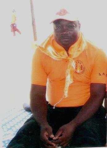 Etienne YAKANOU, membre de l'ANC