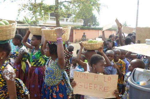 Article : Noël : l'enfant africain n'aura pas son cadeau